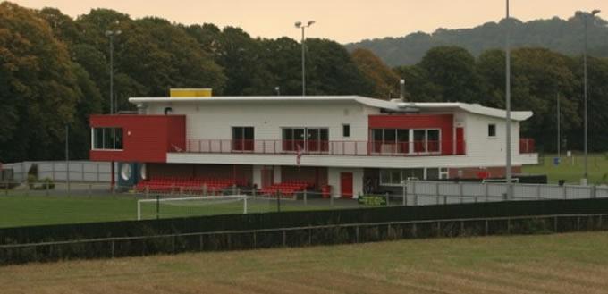 Football Club Stadium